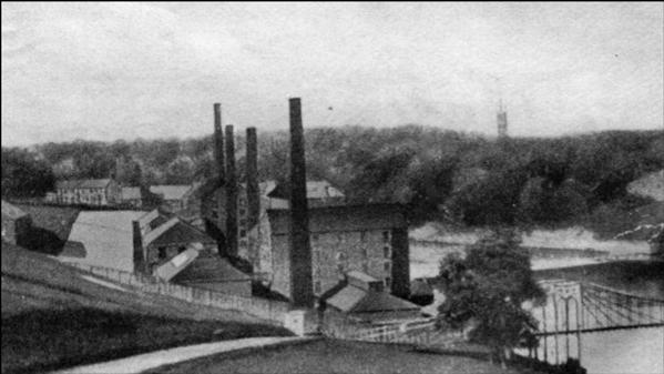 Blantyre Mill